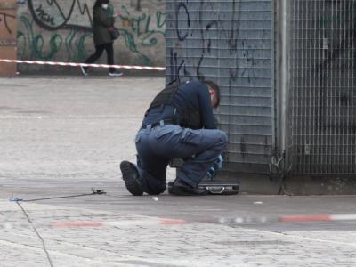 Napoli, trovata borsa contenente resti umani di una donna, fermato l'assassino