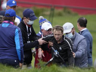 Paura per il Draco Malfoy di Harry Potter: un malore lo ha colto all'improvviso durante una gara di Golf