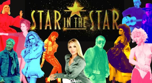 Star in the Star: è caccia al vip! Ecco le ipotesi social e i video delle esibizioni