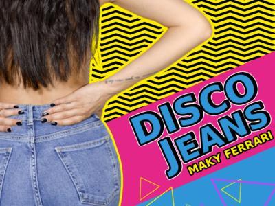 Maky Ferrari: Disco Jeans rispolvera l'house dei 90's