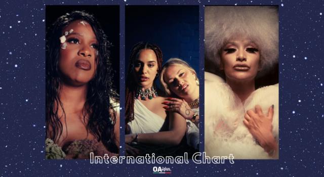 OA PLUS INTERNATIONAL CHART (WEEK 36/2021): il nu soul protagonista sul podio con Sasha Keable & Jorja Smith, Nao, Lady Blackbird