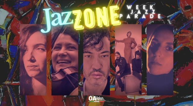 Rubrica, JazZONE. Francesca Gaza, Angrusori, Alessandro Orlando Graziano, Kuu!, Nite Jewel