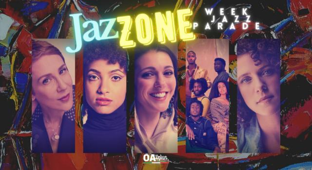 Rubrica, JazZONE. Stacey Kent, Esperanza Spalding, Simona Molinari, Steam Down, Cyrille Aimée