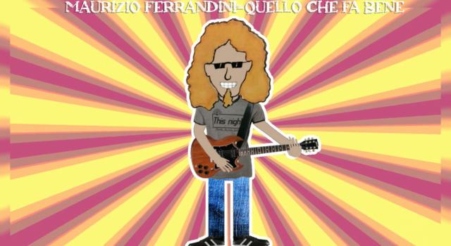 """""""Quello che fa bene"""", l'omaggio di Maurizio Ferrandini a Tom Petty tra fumetto e realtà"""
