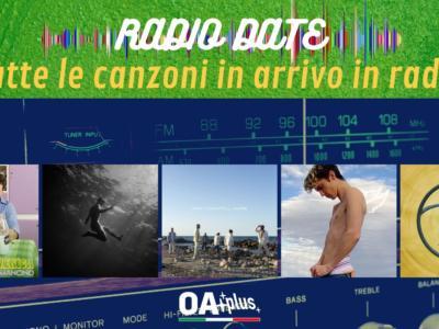 RADIO DATE del 10 settembre. Tiromancino, Blanco, Negramaro, Troye Sivan, Caparezza