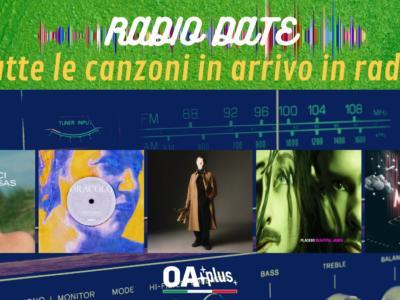 RADIO DATE del 17 settembre. Mobrici & Brunori Sas, Laila Al Habash, Giovanni Caccamo, Placebo, The Leading Guy & Vinicio Capossela