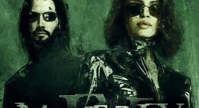 LA FABBRICA DEI SOGNI di Chiara Sani. E' uscito il primo trailer di Matrix 4!