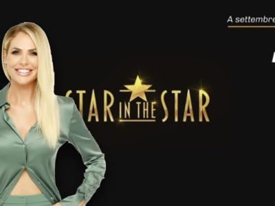 Star in the Star al via con Ilary Blasi. Ecco il meccanismo fotocopia e i 10 cantanti da imitare del nuovo celebrity talent di Canale 5