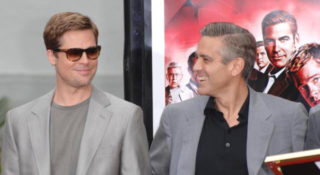 LA FABBRICA DEI SOGNI di Chiara Sani. Nuovo thriller per George Clooney e Brad Pitt!