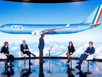 "Addio ""Alitalia"", benvenuta ""Ita Airways"": presentata la nuova livrea"