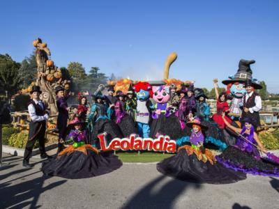 Halloween 2021, Leolandia festeggia tra dolcetti e scherzetti