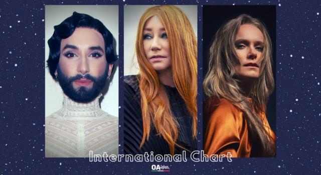 OA PLUS INTERNATIONAL CHART (WEEK 40/2021): grande ritorno per Tori Amos che condivide il podio con Conchita Wurst e Ane Brun