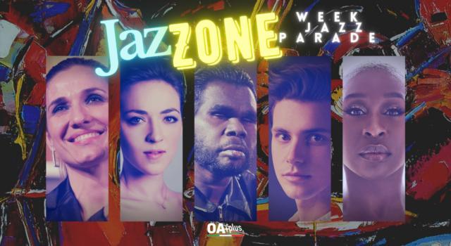 Rubrica, JazZONE. Simona Bencini, Becca Stevens & The Secret Trio, Gurrumul, Carlos Cippelletti, Cynthia Erivo