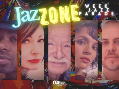 Rubrica, JazZONE. Curtis Harding, Katherine Kostoff, Gino Paoli & Funk Off, Norah Jones, Andrea Dessì