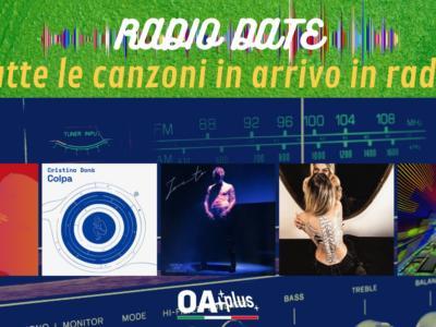 RADIO DATE del 22 ottobre. La Rappresentante di Lista, Cristina Donà, Achille Lauro, Shari, Bastille