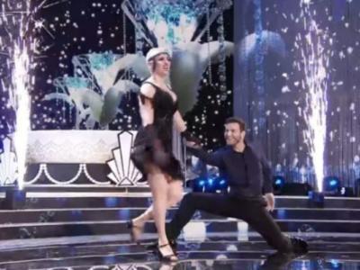 Ballando con le stelle: Arisa soffia il primo posto a Morgan e Mietta e vince la puntata