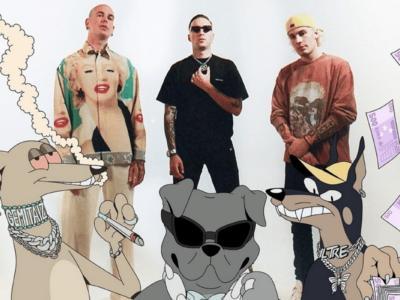 """Briga """"Non si regola"""" e con il nuovo singolo torna al Rap che strizza l'occhio alla Trap con Gemitaz e Il Tre"""
